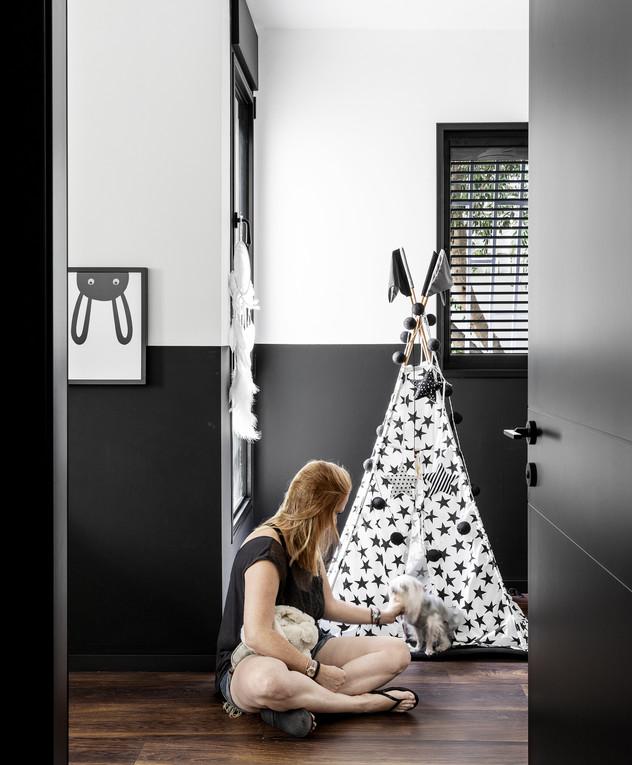 דירה בגני תקווה, עיצוב ליאת פוסט, ג - 4
