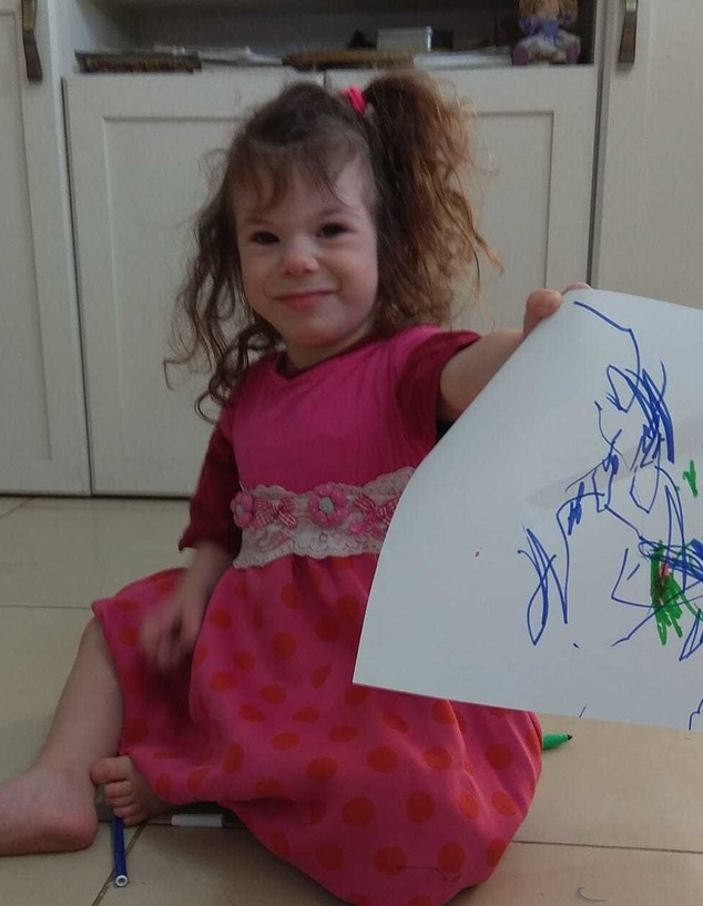 פרח - ילדים צרכים מיוחדים 3 (צילום: צילום ביתי)