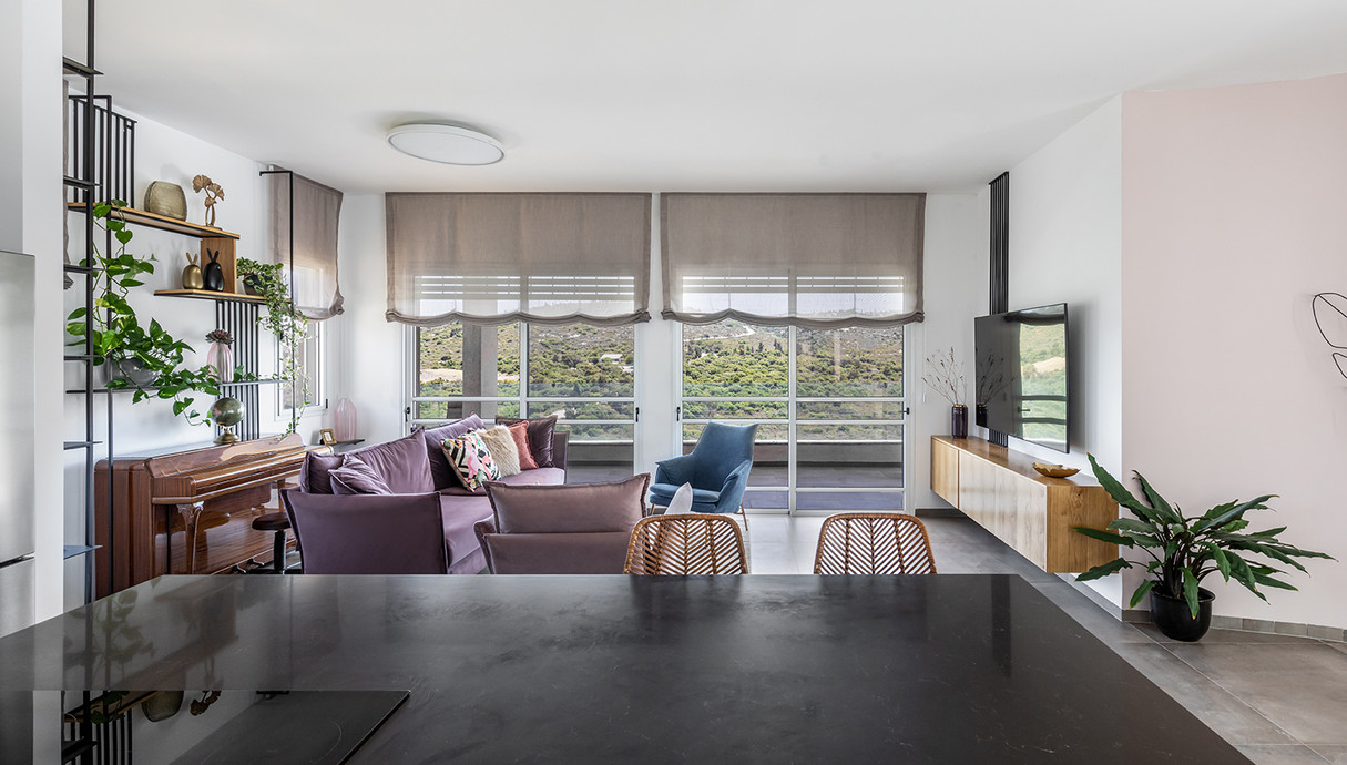 בית בבית אורן, עיצוב נרקיס חן וטלי לוי - 3