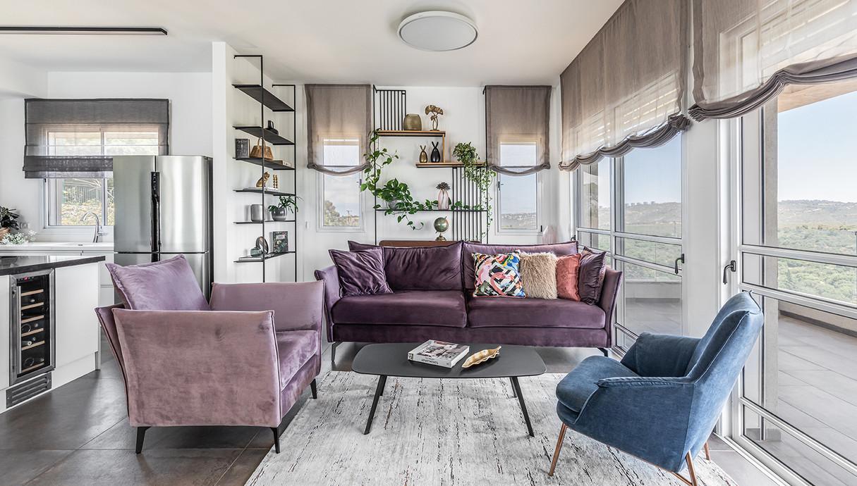 בית בבית אורן, עיצוב נרקיס חן וטלי לוי - 4
