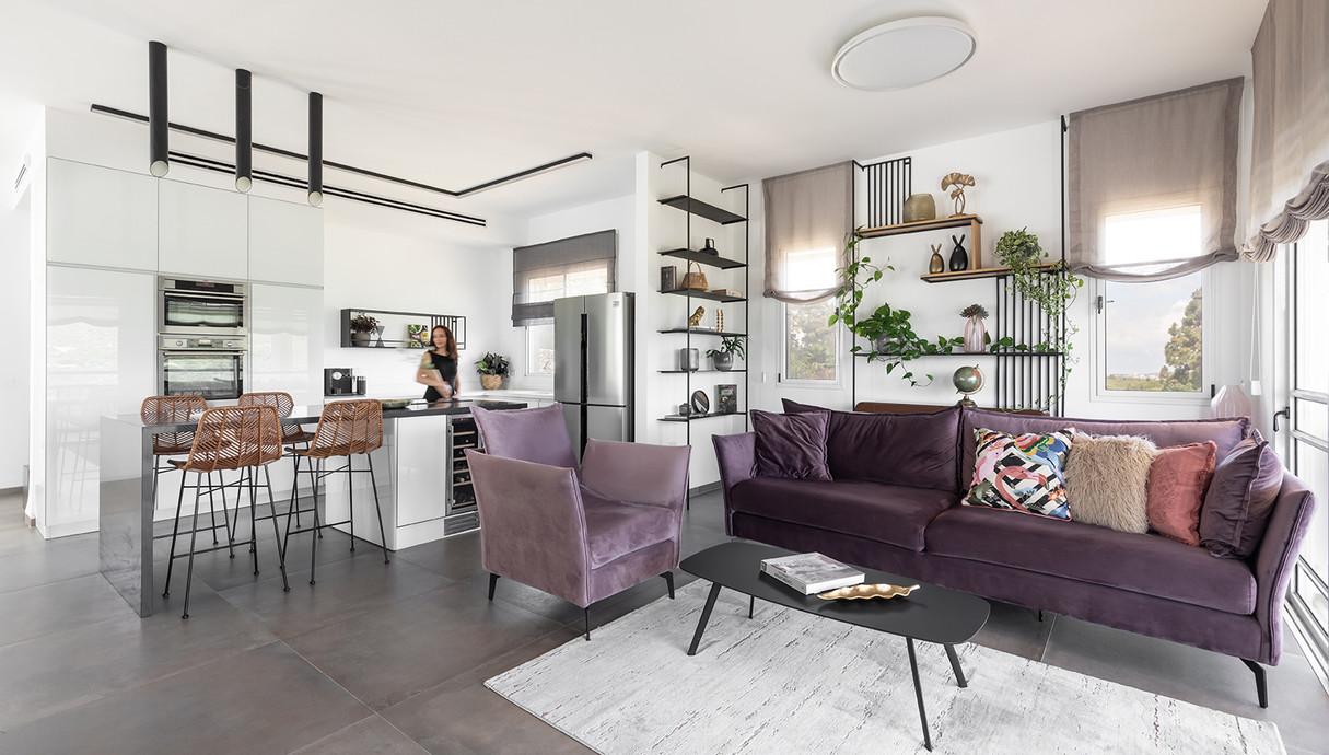 בית בבית אורן, עיצוב נרקיס חן וטלי לוי - 5