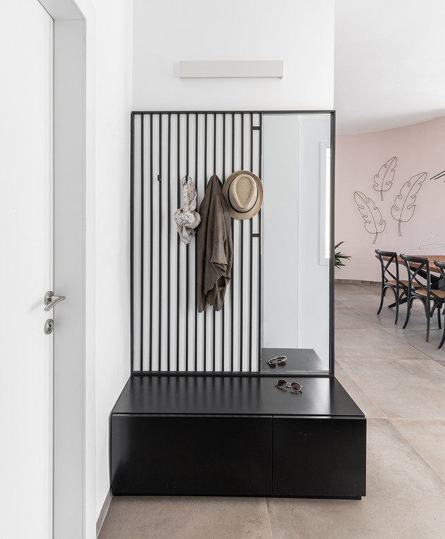 בית בבית אורן, עיצוב נרקיס חן וטלי לוי, ג - 7