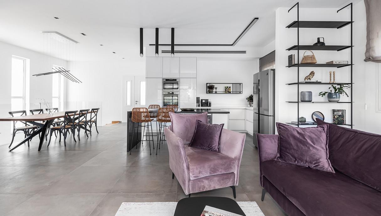 בית בבית אורן, עיצוב נרקיס חן וטלי לוי - 6