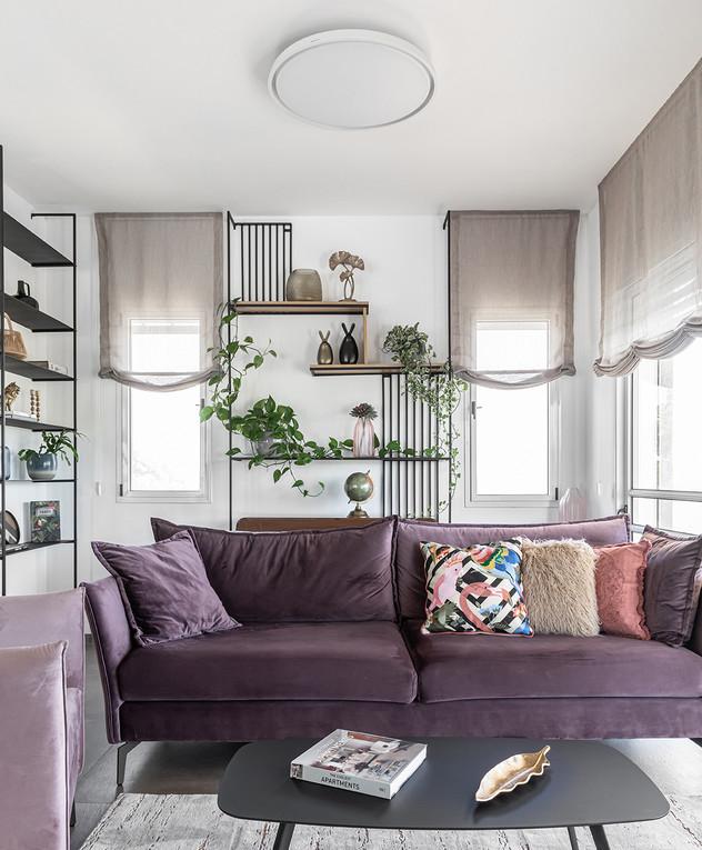 בית בבית אורן, עיצוב נרקיס חן וטלי לוי, ג - 9