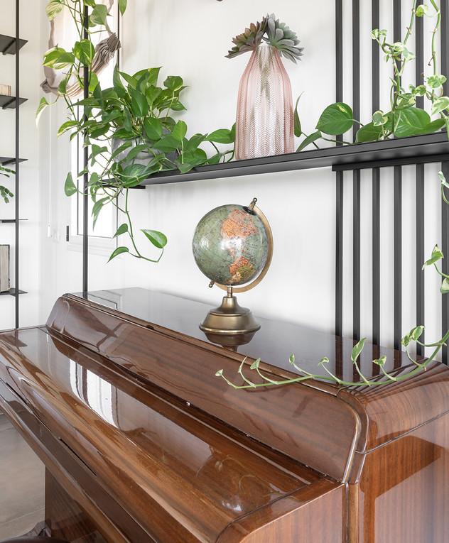 בית בבית אורן, עיצוב נרקיס חן וטלי לוי, ג - 11