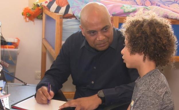 חשש מפערים גדולים במערכת החינוך בעקבות הלמידה מרח (צילום: החדשות12)