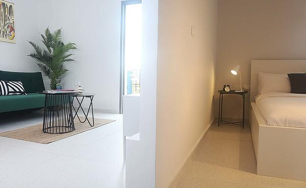 קומיוניטי, דירת 2 חדרים (צילום: גיא קאופמן)