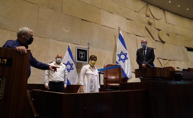 פתיחת מושב הכנסת  (צילום: דוברות הכנסת/שמוליק גרוסמן)