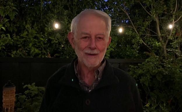 גילה שזכה בפרס נובל כשעמיתו דפק על דלת ביתו באישון הלילה (צילום: רויטרס)