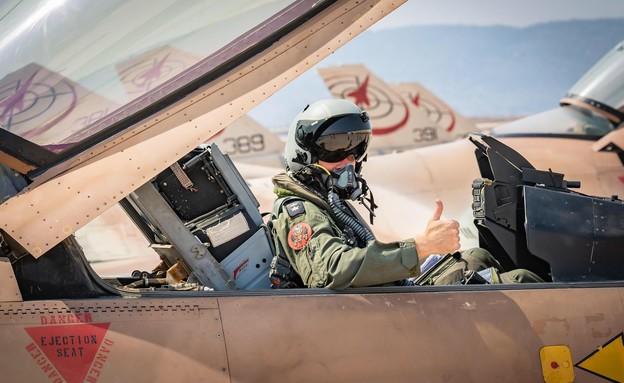 """טייסת 117 (צילום: דובר צה""""ל )"""