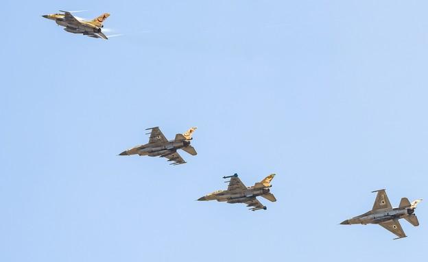 טייסת 117 (צילום: עמית אגרונוב, אתר חיל האוויר)