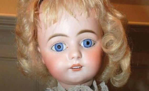 הבובה המדברת שיצר תומאס אדיסון (צילום: youtube)