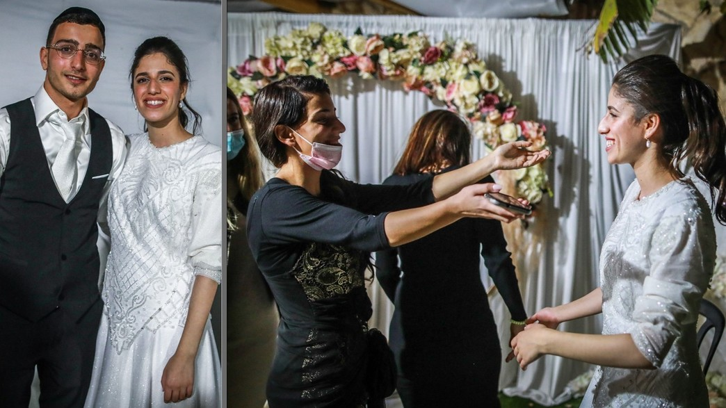 המשטרה עצרה חתונה בגבעת זאב (צילום: פלאש 90)