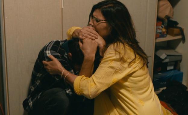 """תומר קאפון ב""""בשבילה גיבורים עפים"""" (צילום: מתוך """"בשבילה גיבורים עפים"""", קשת 12)"""
