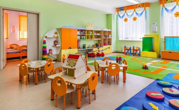 גן ילדים (אילוסטרציה: 123RF)