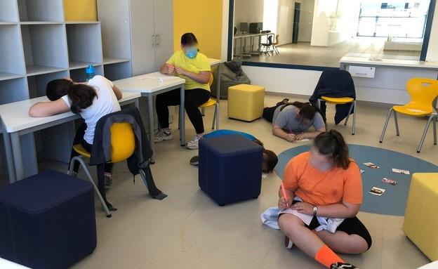 המשתתפות בשבוע המודעות לדימוי גוף חיובי  (צילום: זוהר לוגסי וקסניה קרסנופבצב)