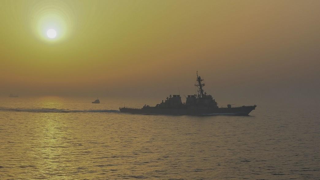 DDG-55 (צילום: Cpl. Gary Jayne III/U.S. Marine Corps)