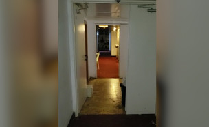 האורחים ברחו ממלונית הקורונה בערד (צילום: רפאל מעתוק, mako חופש)