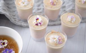 קינוחי כוסות (צילום: נופר בוגנים)