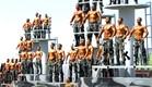 מצעד האקדמיה לשוטרים במצרים (צילום: Youtube)