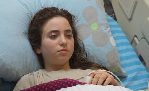 קדחת הנילוס המערבי: בת 11 אושפזה במצב קשה (צילום: N12)