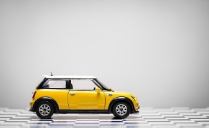 מכונית מיני (צילום: By arda savasciogullari, shutterstock)