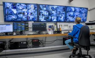 מחלקת קורונה בבית החולים בילינסון  (צילום: יוסי אלוני, פלאש 90)
