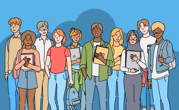 12 סטודנטים שאתם חייבים להכיר (איור: סטודיו mako)
