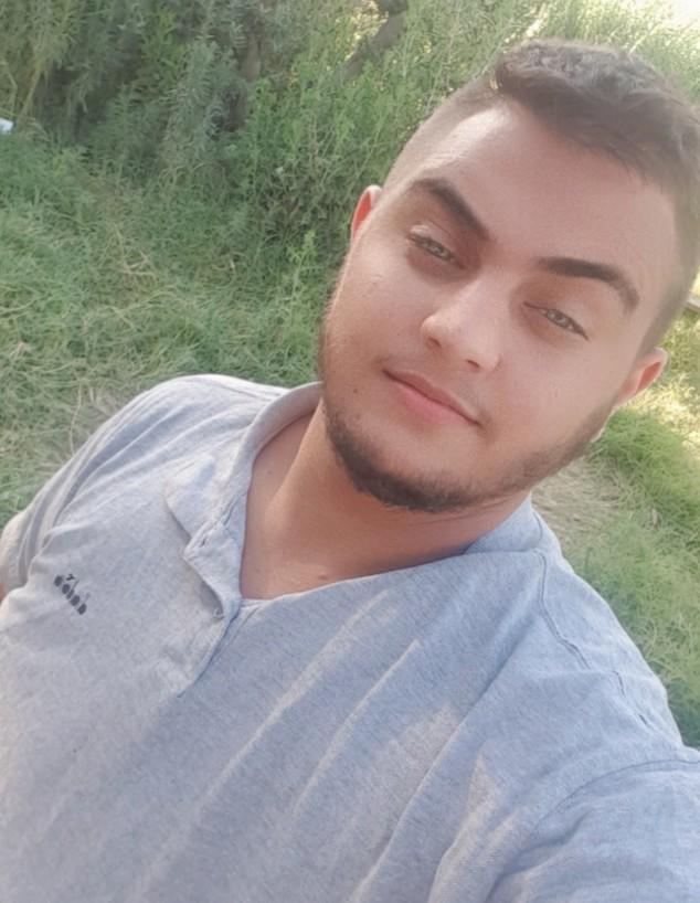 אמיר חאג' יחיא (צילום: אלון חן, פרטי)