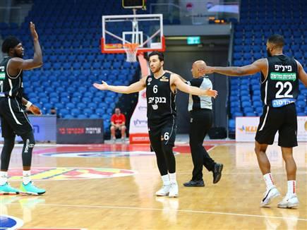 ניצחון שני לירושלים (מנהלת הליגה) (צילום: ספורט 5)