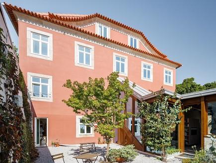 בית בפורטו - 9 (צילום: Ivo Tavares Studio)