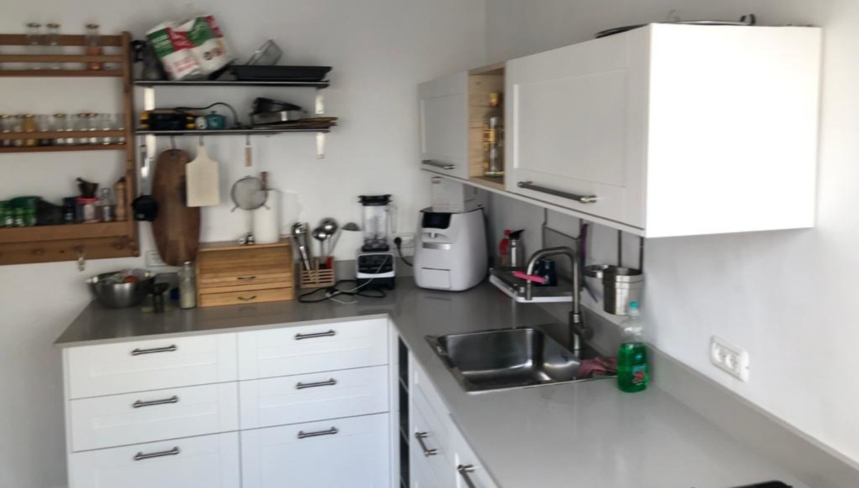 דירה בתל אביב, עיצוב סטפן מריונט ואילן פרץ, לפני שיפוץ