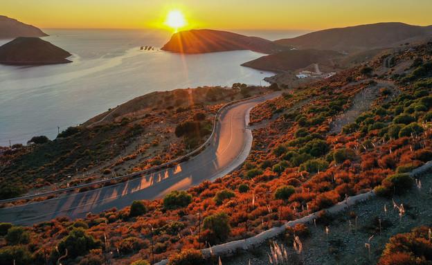 הנוף המטורף בדרכים (צילום: יונתן הוניג)