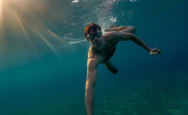 המים צלולים (צילום: יונתן הוניג)