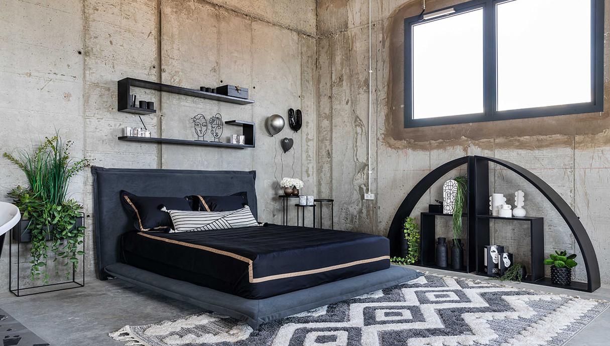 הפקה אורבנית חדר שינה