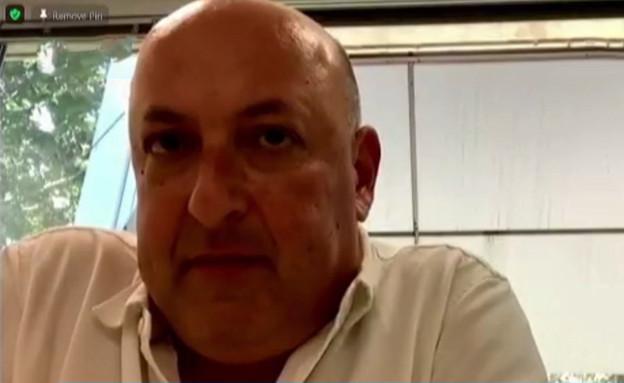 פרופ' איתמר גרוטו (צילום: ערוץ הכנסת)