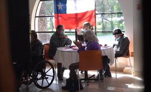 """8 ימים לבחירות בארה""""ב (צילום: N12)"""