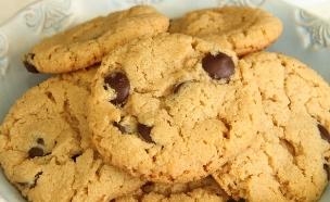 עוגיות חמאת בוטנים ללא קמח (צילום: חן שוקרון, אוכל טוב)