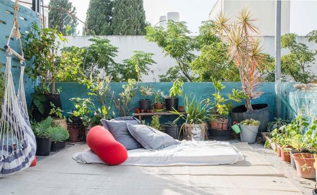 שדרוג גגות, אדריכלית איה אורבך (צילום: גל דרן)