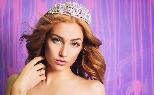 מלכת יופי (צילום: VeronArt16, Shutterstock)