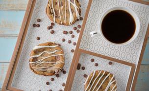 עוגיות שוקולד צ'יפס של אור שפיץ (צילום: נופר בוגנים, ערוץ 24 החדש)