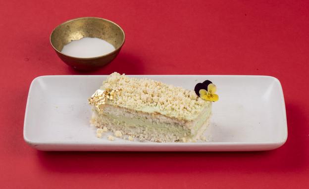 עוגת פנדן וקוקוס (צילום: איליה מלניקוב, יחצ)