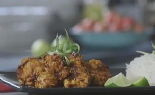 הוט תאי צ'יקן (צילום: אמהות מבשלות ביחד, ערוץ 24 החדש)