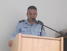 סנ״צ איתן עמר (צילום: דוברות משטרת ישראל)