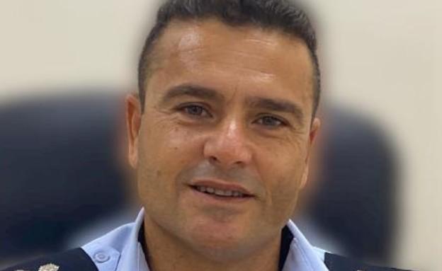 """סנ""""צ שמעון פורטל (צילום: משטרת ישראל)"""