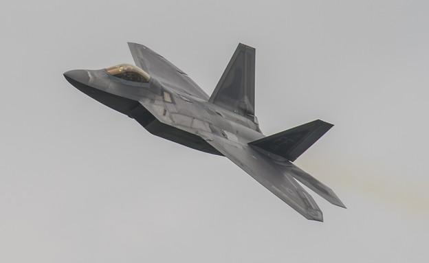 המטוס (צילום: Steve Thorne, GettyImages)