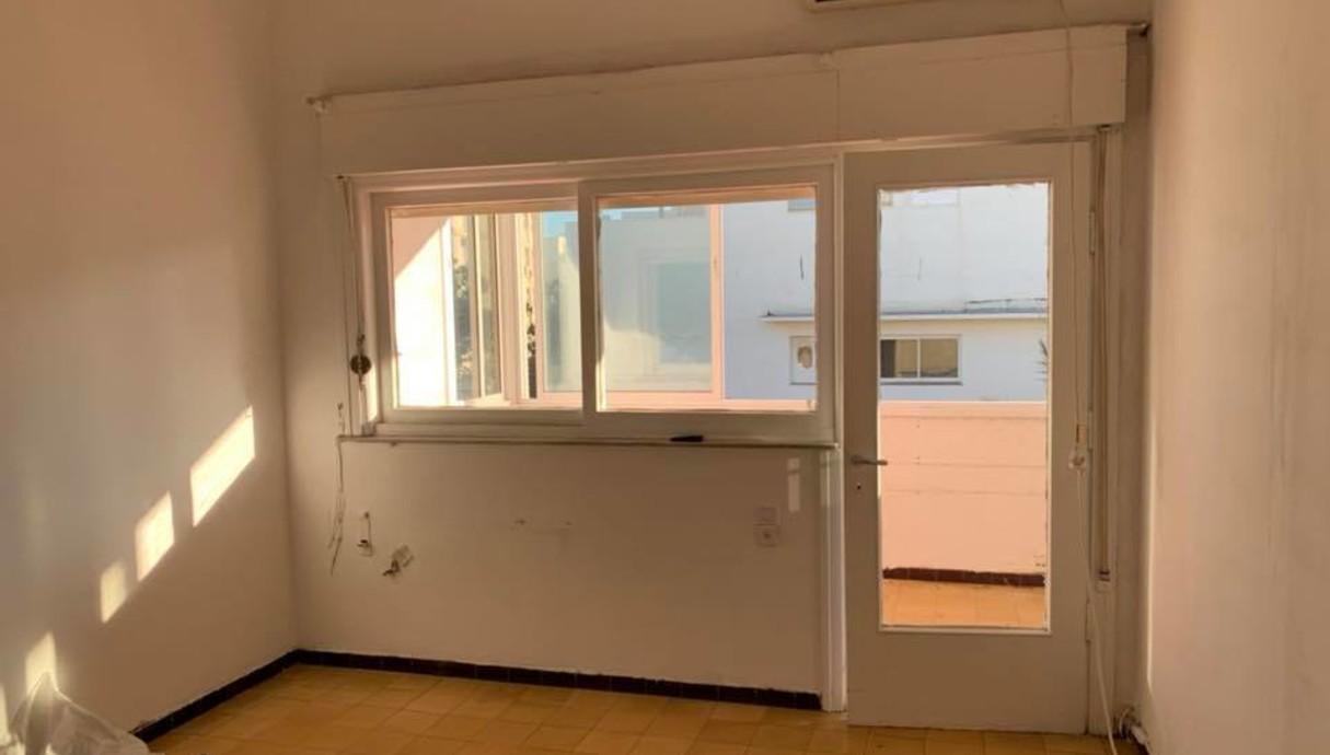 דירה בתל אביב, עיצוב עופרי דרור, לפני שיפוץ