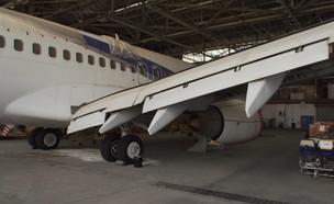 המסע של עובדי אל-על בחזרה לשגרת טיסות אחרי חודשים (צילום: של הדממה, החדשות)