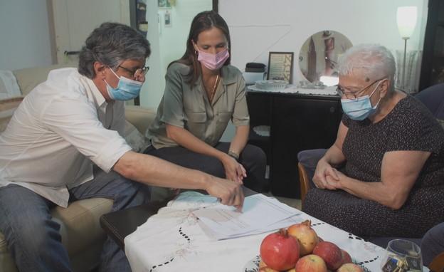 השפעת הבדידות על הקשישים