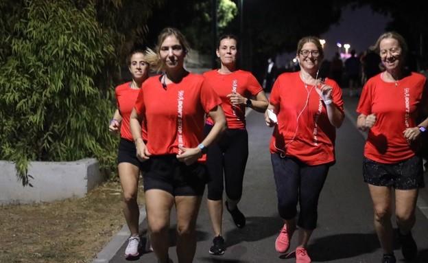 מרוץ לייף ראן (צילום: רפי דלויה)